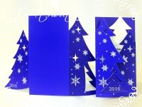 Новогодняя открытка № 132-01