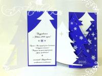Новогодняя открытка  № 132