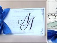 Свадебное приглашение № 098