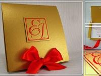 Свадебное приглашение № 056