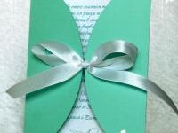 Свадебное приглашение №132