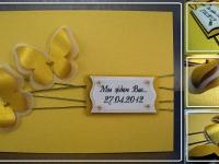 Свадебное приглашение № 039