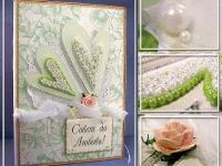 Свадебная открытка № 066