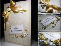 Свадебная открытка № 033