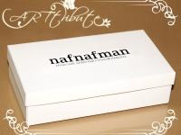 Коробка картонная для мужской бабочки № 01-1