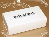 Коробка картонная для мужской бабочки № 02-1