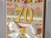 Женская открытка № 105